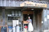 Chalet Alp aus Mittleberg