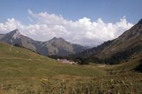 Chalet du Col de Chaude et ses environs