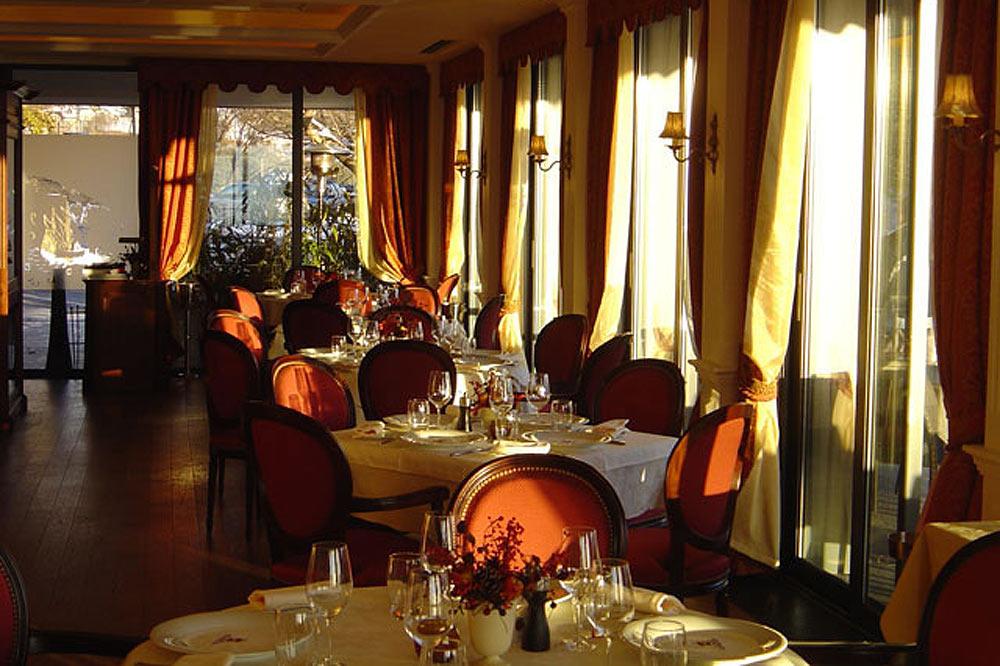 Le restaurant du Baron Tavernier