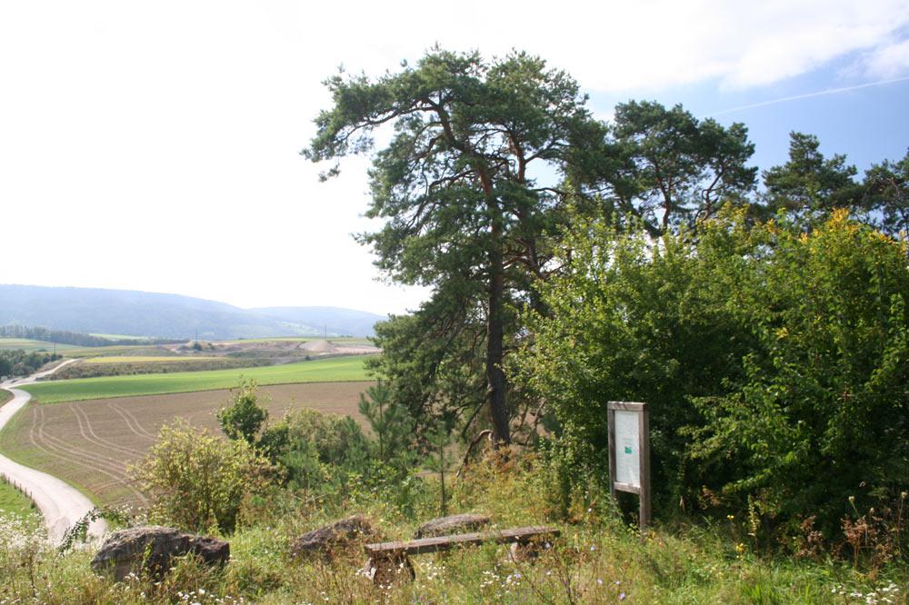 Poste didactiques du Parcours nature de Courgenay