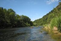 Le Doubs, rivière enchanteresse