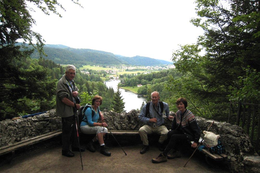 Le Doubs et les Brenets
