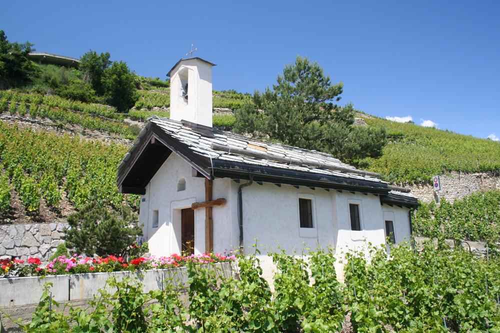 Chapelle de Champzabé