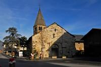 Eglise de Saint-Pierre-de-Clages