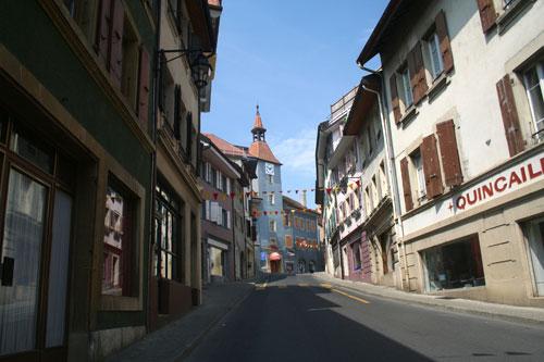 Ancien couvent Sainte-Claire