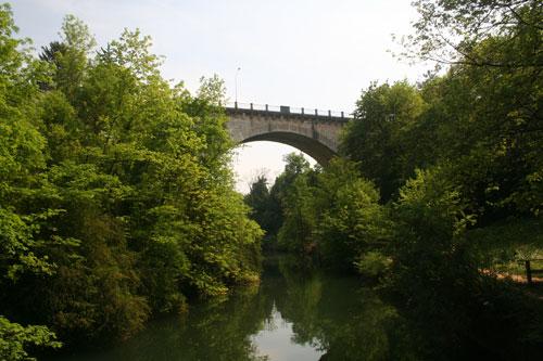Pont sur l'Orbe