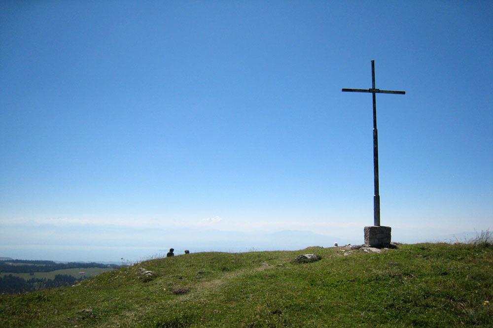 Sommet du Mont Sâla