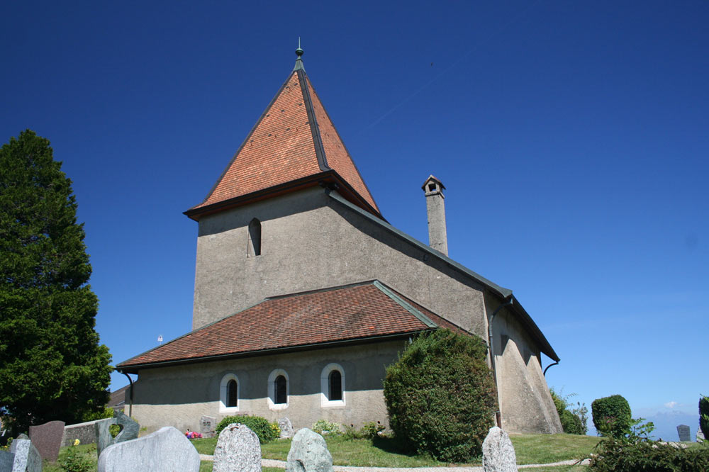 Eglise de Bassins